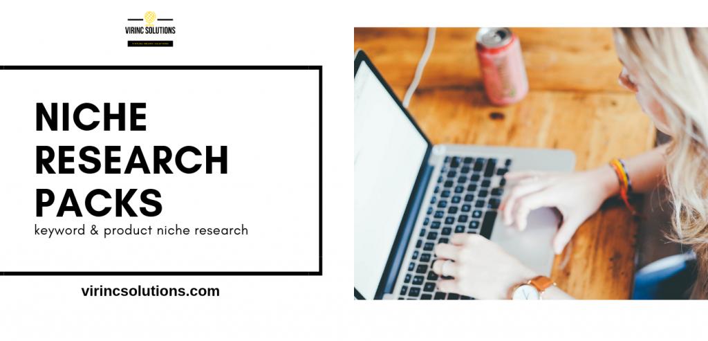 affiliate marketing niche research